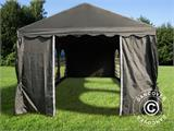 Partytent UNICO 3x6m, Donkergrij - 10