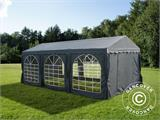 Partytent UNICO 3x6m, Donkergrij - 11