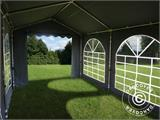Partytent UNICO 3x6m, Donkergrij - 13