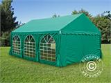 Marquee UNICO 3x6 m, Dark Green - 3