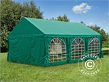 Marquee UNICO 3x6 m, Dark Green - 4