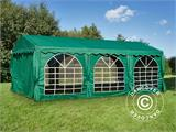Marquee UNICO 3x6 m, Dark Green - 6