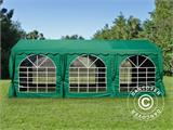 Marquee UNICO 3x6 m, Dark Green - 7