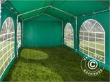 Marquee UNICO 3x6 m, Dark Green - 9