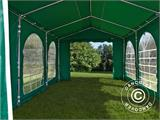 Marquee UNICO 3x6 m, Dark Green - 10