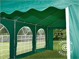 Marquee UNICO 3x6 m, Dark Green - 12