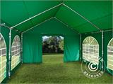 Marquee UNICO 3x6 m, Dark Green - 13