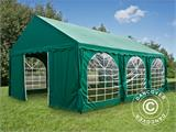 Marquee UNICO 3x6 m, Dark Green - 14