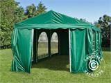 Marquee UNICO 3x6 m, Dark Green - 15