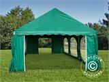 Marquee UNICO 3x6 m, Dark Green - 18