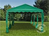 Marquee UNICO 3x6 m, Dark Green - 23