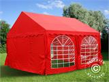 Marquee UNICO 4x4 m, Red - 1
