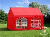 Marquee UNICO 4x4 m, Red - 5