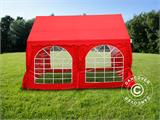 Marquee UNICO 4x4 m, Red - 8