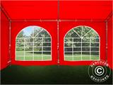 Marquee UNICO 4x4 m, Red - 11