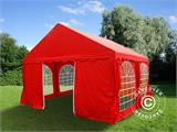Marquee UNICO 4x4 m, Red - 15