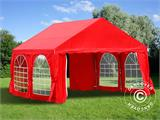 Marquee UNICO 4x4 m, Red - 18
