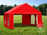 Marquee UNICO 4x4 m, Red - 20