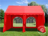 Marquee UNICO 4x4 m, Red - 21