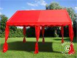 Marquee UNICO 4x4 m, Red - 26
