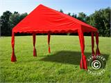 Marquee UNICO 4x4 m, Red - 27