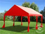 Marquee UNICO 4x4 m, Red - 28