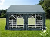 Marquee UNICO 4x4 m, Dark Grey - 1