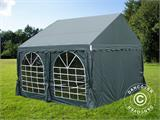 Marquee UNICO 4x4 m, Dark Grey - 4
