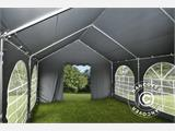 Marquee UNICO 4x4 m, Dark Grey - 6