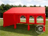 Partytent UNICO 4x6m, Rood - 4