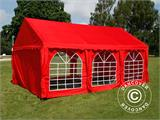 Partytent UNICO 4x6m, Rood - 8