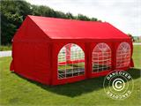 Partytent UNICO 4x6m, Rood - 9