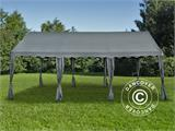 Marquee UNICO 4x6 m, Dark Grey - 3