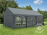 Marquee UNICO 4x6 m, Dark Grey - 4