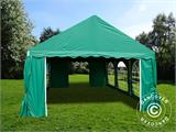 Marquee UNICO 4x6 m, Dark Green - 2