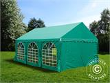 Marquee UNICO 4x6 m, Dark Green - 5