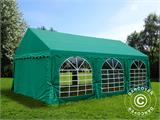 Marquee UNICO 4x6 m, Dark Green - 6