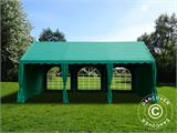 Marquee UNICO 4x6 m, Dark Green - 8