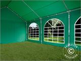 Marquee UNICO 4x6 m, Dark Green - 10
