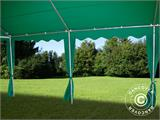 Marquee UNICO 4x6 m, Dark Green - 11