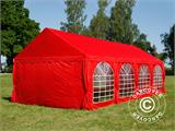 Marquee UNICO 4x8 m, Red - 6