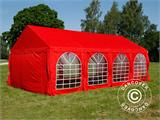 Marquee UNICO 4x8 m, Red - 7