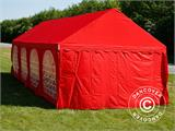 Marquee UNICO 4x8 m, Red - 8