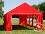 Marquee UNICO 4x8 m, Red - 10