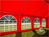 Marquee UNICO 4x8 m, Red - 12