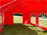 Marquee UNICO 4x8 m, Red - 13