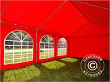 Marquee UNICO 4x8 m, Red - 14