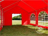 Marquee UNICO 4x8 m, Red - 15