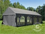 Marquee UNICO 4x8 m, Dark Grey - 1