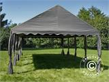 Marquee UNICO 4x8 m, Dark Grey - 7
